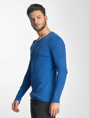red-bridge-manner-pullover-checkered-royalty-in-blau