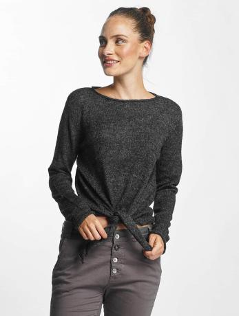 pieces-frauen-longsleeve-pcnanna-in-grau