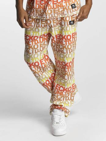 ecko-unltd-manner-jogginghose-troudargent-in-orange