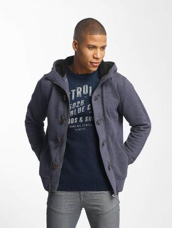 petrol-industries-manner-zip-hoodie-cosy-in-blau