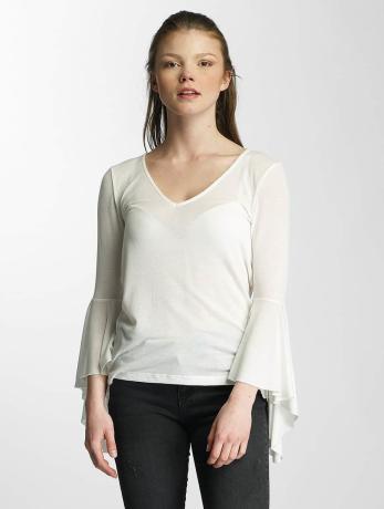 vero-moda-vmhonie-flare-3-4-longsleeve-snow-white