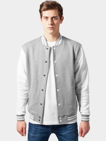 urban-classics-manner-college-jacke-2-tone-college-sweatjacket-in-grau