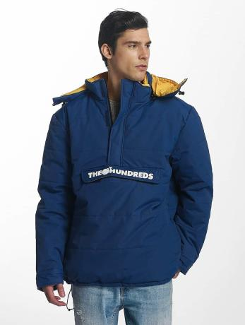 the-hundreds-manner-winterjacke-daily-in-blau