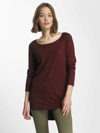 only-frauen-pullover-onlmila-in-rot