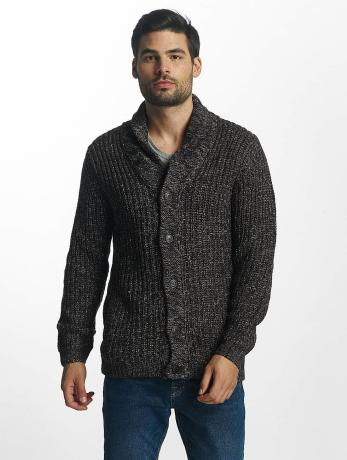 only-sons-manner-strickjacke-onsotto-in-schwarz