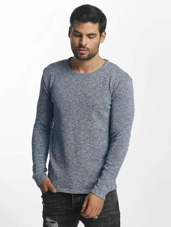 solid-manner-pullover-langston-in-blau