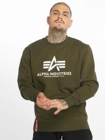 alpha-industries-manner-pullover-basic-in-grun