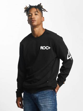rocawear-manner-pullover-retro-sport-crew-neck-in-schwarz