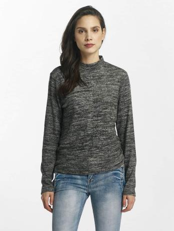 pieces-frauen-longsleeve-pcasta-in-grau
