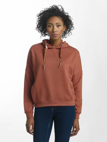 pieces-frauen-hoody-pcanni-in-rot