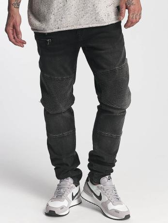 mavi-jeans-manner-straight-fit-jeans-jim-in-schwarz
