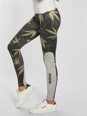 dangerous-dngrs-frauen-sport-legging-healthy-in-schwarz