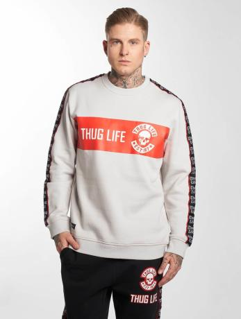 thug-life-manner-pullover-lux-in-grau