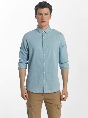 only-sons-manner-hemd-onsnevin-denim-in-blau