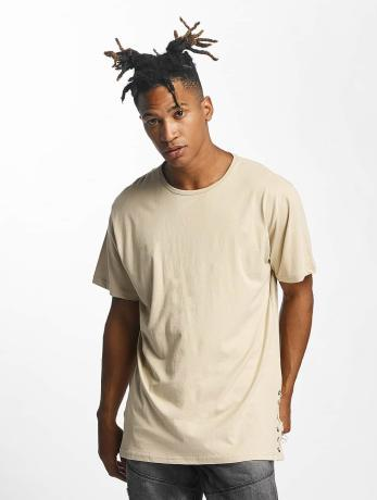 urban-classics-manner-t-shirt-lace-up-long-in-beige