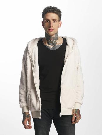 urban-classics-manner-zip-hoodie-teddy-in-beige