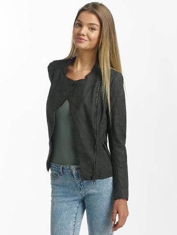 only-frauen-lederjacke-onlava-faux-leather-biker-in-grau