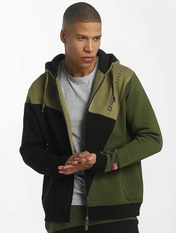 dangerous-dngrs-manner-zip-hoodie-tribble-in-olive