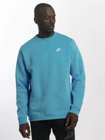 nike-manner-pullover-nsw-fleece-club-in-blau