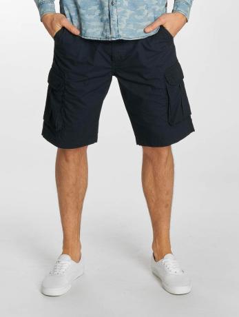petrol-industries-manner-sport-shorts-cargo-in-blau
