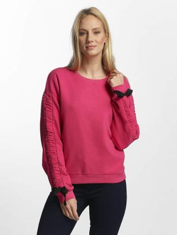 only-frauen-pullover-onlwinnie-in-pink
