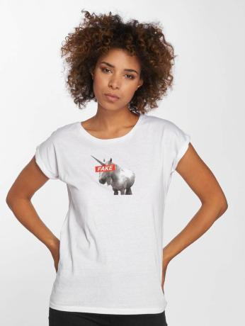 mister-tee-frauen-t-shirt-fake-unicorn-in-wei-