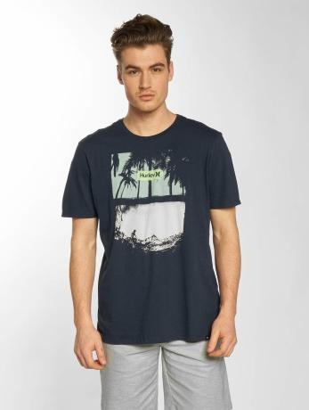 hurley-manner-t-shirt-alright-in-blau