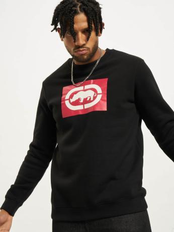 ecko-unltd-manner-pullover-base-in-schwarz