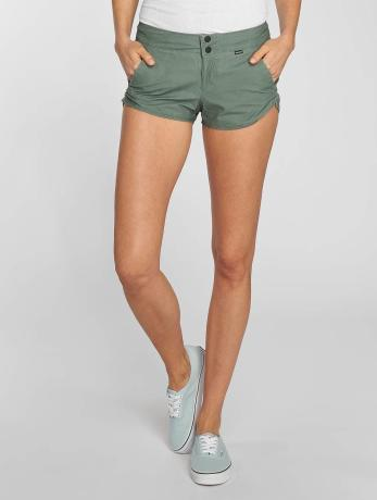 hurley-frauen-shorts-lowrider-in-grun