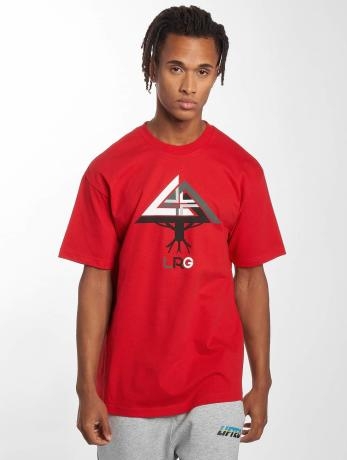 lrg-manner-sport-t-shirt-forward-icon-in-rot