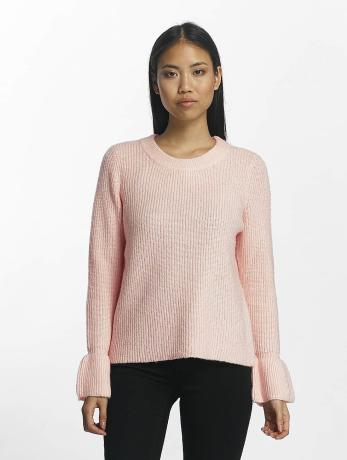 only-frauen-pullover-onlmoani-in-rosa