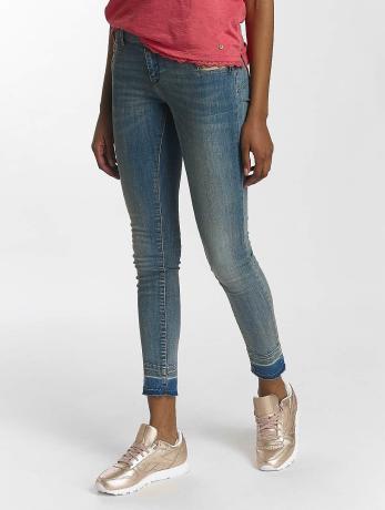 kaporal-frauen-slim-fit-jeans-paula-in-blau