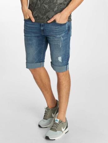 kaporal-manner-shorts-jeans-in-blau