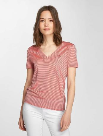 lacoste-frauen-t-shirt-classic-in-rot