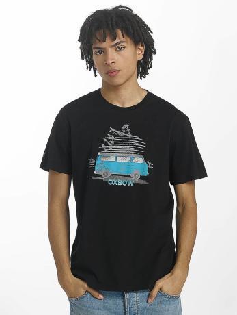 oxbow-manner-t-shirt-taglia-in-schwarz