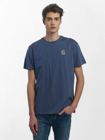 iriedaily-manner-t-shirt-bye-bye-fitted-in-blau