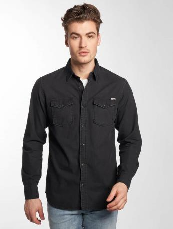 jack-jones-manner-hemd-jjvsheridan-western-in-schwarz