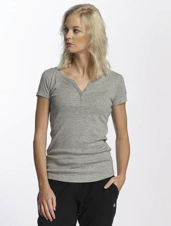 champion-athletics-frauen-t-shirt-authentic-athletic-apparel-in-grau