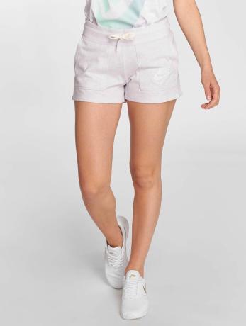 nike-frauen-sport-shorts-gym-vintage-in-violet