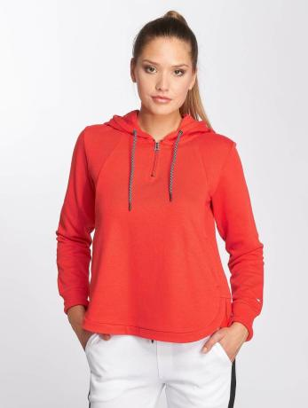 champion-athletics-frauen-hoody-apparel-in-rot