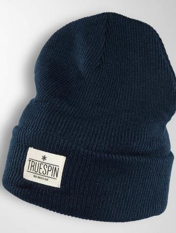 truespin-manner-frauen-beanie-warm-in-blau