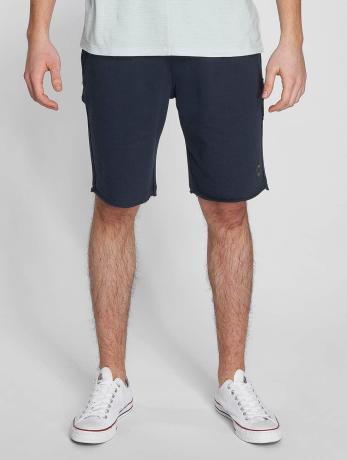 mavi-jeans-manner-shorts-knit-in-blau