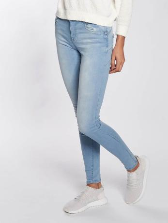 only-frauen-skinny-jeans-onlallan-pushup-in-blau