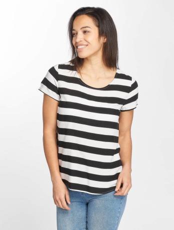 only-frauen-t-shirt-onlfirst-in-schwarz