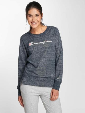 champion-athletics-frauen-pullover-authentic-athletic-apparel-in-blau