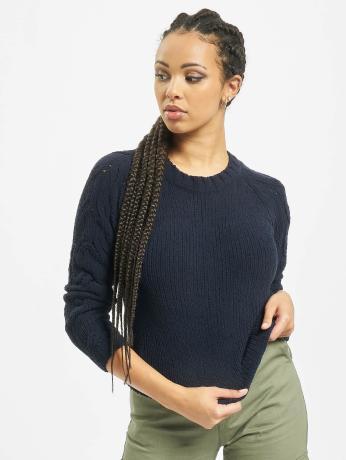 only-frauen-pullover-onlivy-in-blau