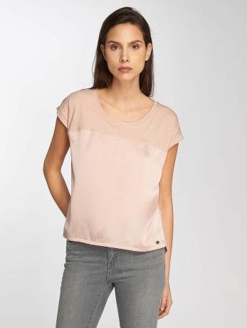 numph-frauen-t-shirt-celestina-in-beige