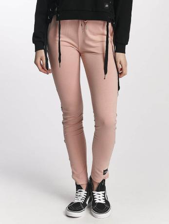 sixth-june-frauen-jogginghose-lace-in-rosa