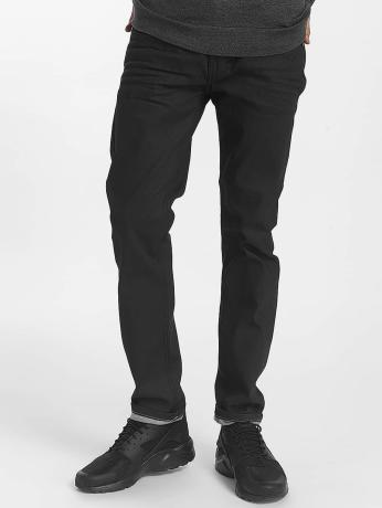 cipo-baxx-manner-straight-fit-jeans-straight-fit-in-schwarz