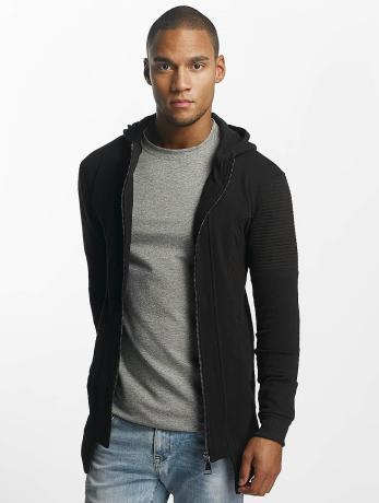 uniplay-manner-zip-hoodie-zipper-in-schwarz